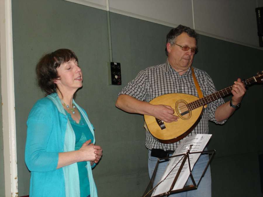 Annette and Bob