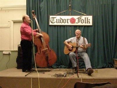 Johnny Silvo & Dave Moses